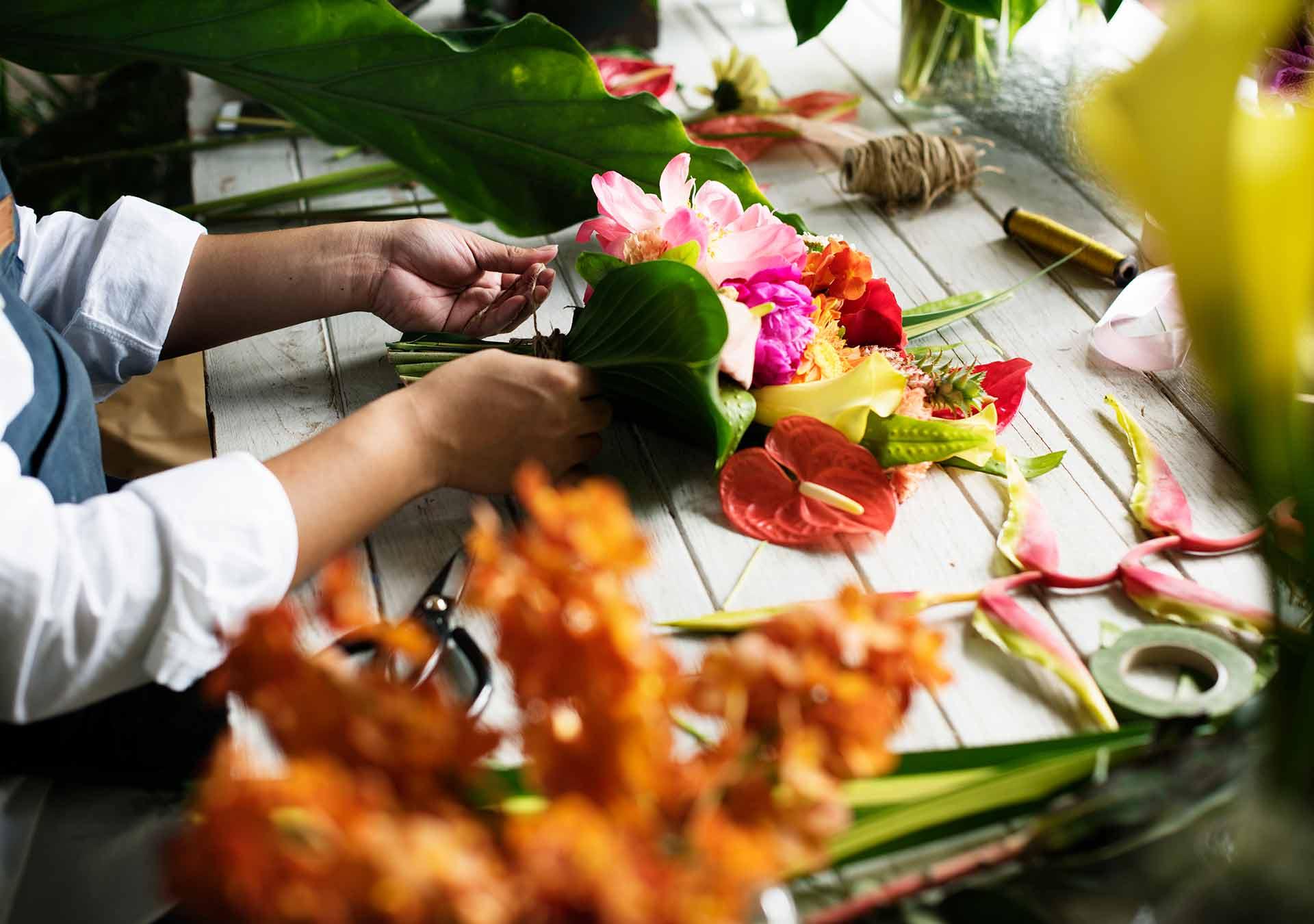 Arreglos florales - Guatemala