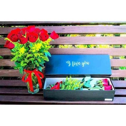 Arreglos Florales, caja de flores