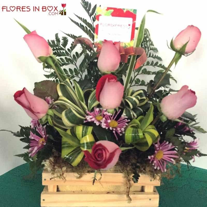 Arreglos Florales, amor, rosas
