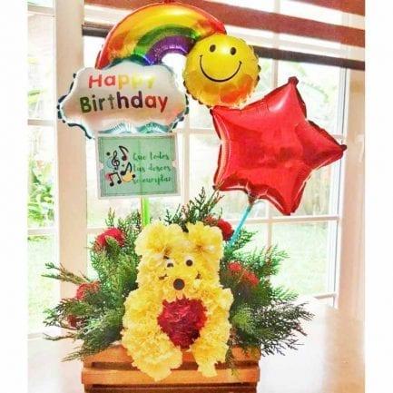 Arreglos Florales, cumpleaños
