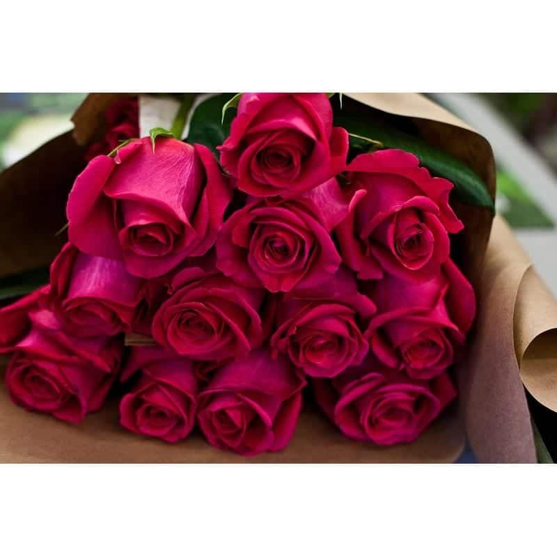 Rosas Por Mayor Paquete De 24 Rosas Floresinbox